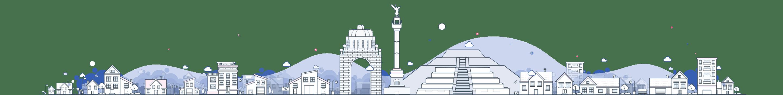 Vende tu casa ilustración Ciudad de México