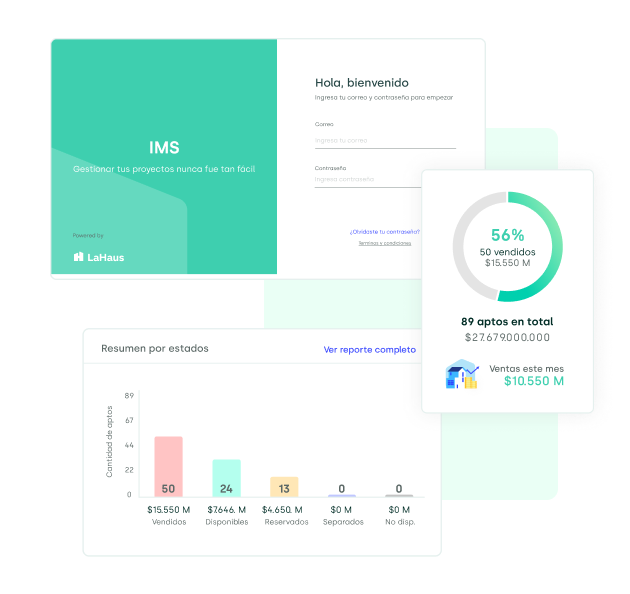Gestión de inventario de forma online y en tiempo real con nuestro sistema IMS