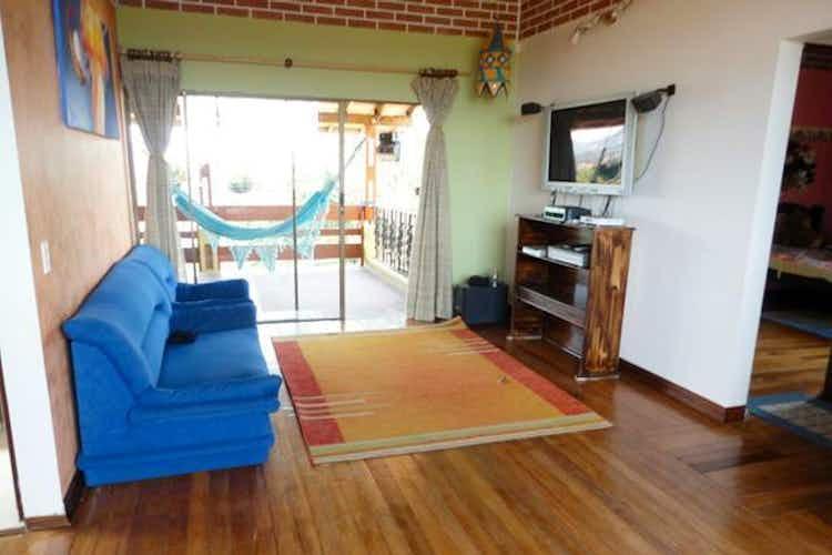 Portada Casa en V. El Rosal-Rionegro, con 8 Habitaciones - 400 mt2.