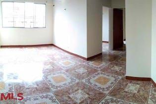 Apartamento en Itagüí-Asturias, con 3 Habitaciones -64 mt2.