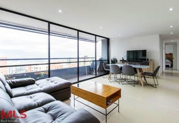 Positano, Apartamento en venta en El Esmeraldal, 137m² con Gimnasio...