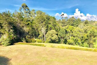 Parcelación La Selva, Lote en venta en Corredor San Anonio La Ceja de 3303m²