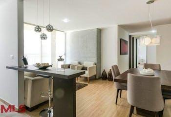 Oporto Vento, Apartamento en venta en Cabañitas de 3 alcobas