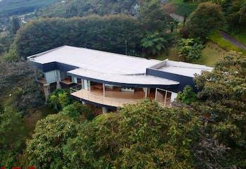Cedro Verde, Casa en venta en Bomboná de 4 alcobas