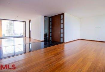 Apartamento en San Lucas-El Poblado, con 3 Habitaciones - 203.69 mt2.