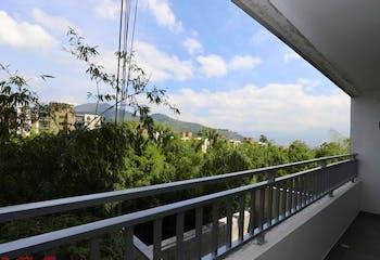 Apartamento en Pueblo Viejo, La Estrella, 3 Habitaciones- 88m2.