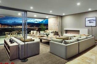 Apartamento el Tesoro, Poblado, Provincia de los Bosques, con 3 habitaciones- 356m2.