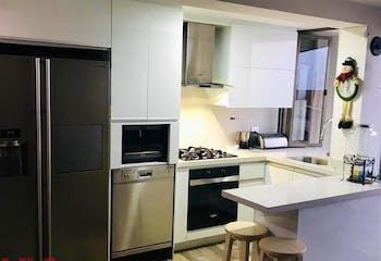 Apartamento en El Trapiche, Sabaneta - 66mt, tres alcobas, balcón