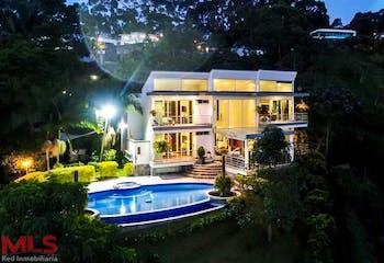 Mirador Del Poblado, Casa en venta en Las Palmas 726m² con Zonas húmedas...
