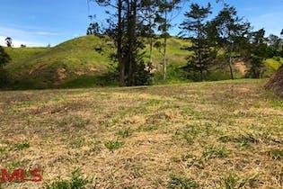 Parcelación La Selva, Lote en venta en El Cerro de 3966m²