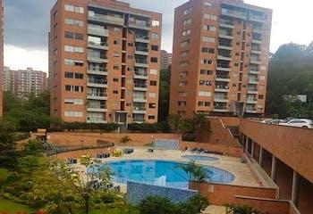 Entreparques, Apartamento en venta en Loma De Cumbres 89m² con Zonas húmedas...