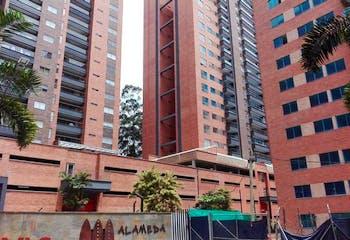 Alameda, Apartamento en venta en Loma De San Jose, 96m² con Bbq...