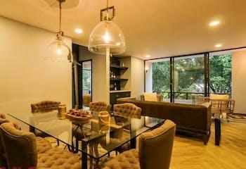 Carboneros Del Poblado, Apartamento en venta en Provenza 107m²