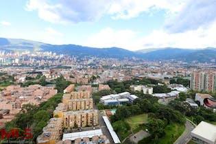 Apartamento en El Porvenir, Itagüí, 3 Habitaciones- 63m2.