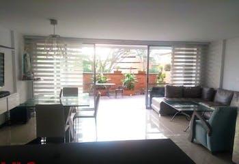 Apartamento en El Trapiche, Sabaneta, 4 Habitaciones- 143,7m2.