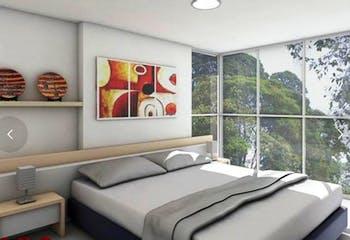 Campus Natural, Apartamento en venta en El Chinguí de 3 alcobas