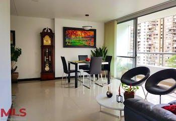Apartamento en El Trapiche, Sabaneta, 3 Habitaciones- 108m2.