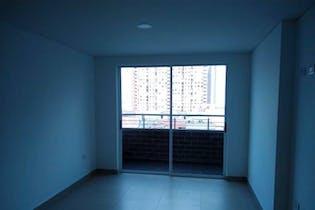 Apartamento en venta en Calle Larga, Sabaneta de 87,49mtrs2