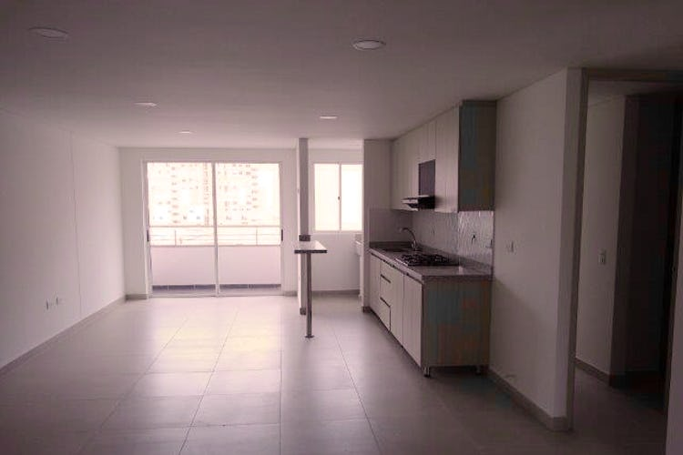 Portada Apartamento en venta en Calle Larga, Sabaneta de 87,49mtrs2