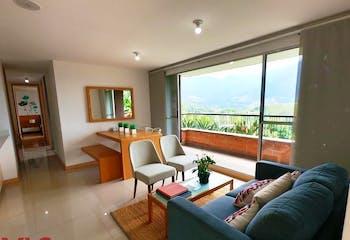 Reserva de Bucaros, Apartamento en venta en Santa Ana de 3 alcobas