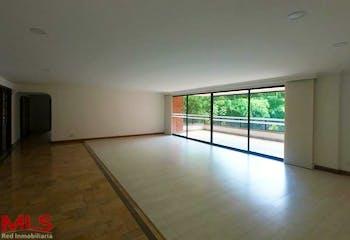 Concord, Apartamento en venta en Los Balsos de 4 alcobas