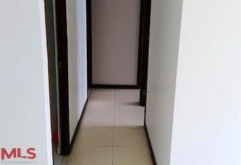 Corazon De Envigado, Apartamento en venta en Las Antillas 55m²