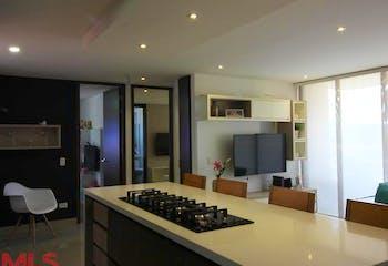 Lyon, Apartamento en venta en El Esmeraldal de 2 hab. con Piscina...