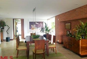La Palmera, Casa en venta en Los Balsos de 520m² con Jardín...