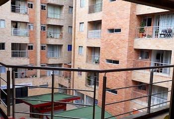 Fuente Clara, Apartamento en venta en Parque 58m²