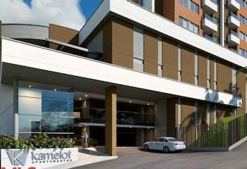 Kamelot, Apartamento en venta en El Trapiche, 106m² con Bbq...