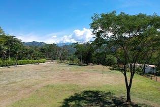 Parcelación Palmar del Cauca, Lote en venta en Casco Urbano Sopetrán de 5732m²