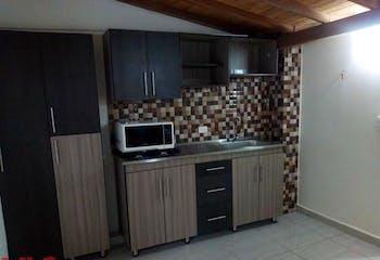 Casa en Calatrava, Itagüí, con 2 habitaciones, 60m2