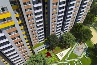 Andalucia, Apartamento en venta en Casco Urbano Caldas con acceso a BBQ