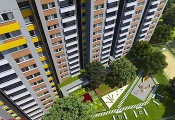 Andalucia, Apartamento en venta en Casco Urbano Caldas de 2 habitaciones