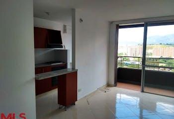Villa Luna, Apartamento en venta en Santa María, 52m²