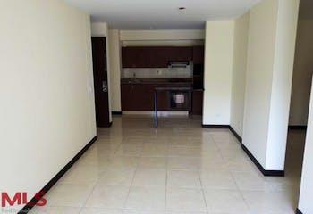 Escarlata, Apartamento en venta en El Chinguí de 3 alcobas