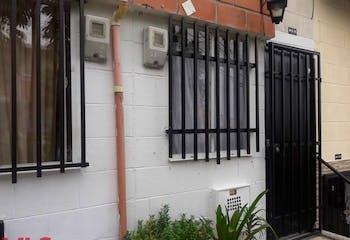 Casa en Santa Maria De Robledo, con 2 habitaciones-59mt2
