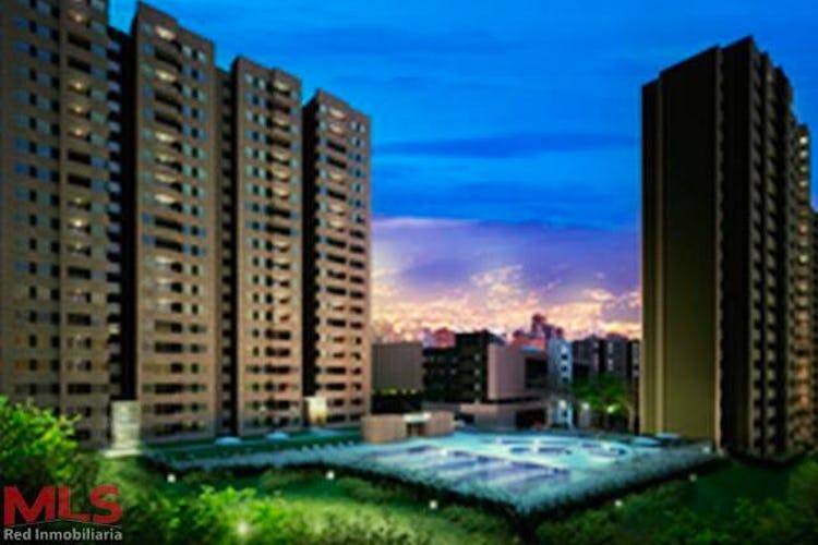 Foto 1 de Apartamento en Itagui, Santa Maria - 60mt, dos alcobas, balcón