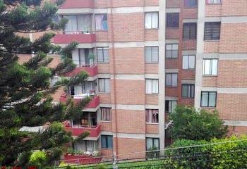 Apaesrtudio en Calasanz, La America - 48mt, una alcoba, balcón