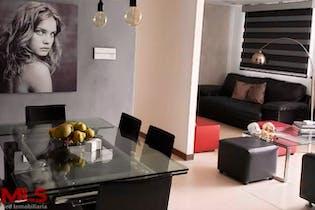 Apartamento en La Doctora, Sabaneta - 68mt, dos alcobas, balcón