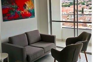 Apartamento en Bello-Prado con 3 Habitaciones - 64.11 mt2.