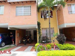 Guaduales De Sausalito, casa en venta en Yarumito, Itagüí
