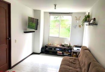 Apartamento en Las Palmas, Poblado - Dos alcobas