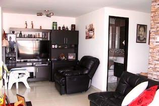 Apartamento de 73m2 en Palmeiras, Itagüí (Guayabalía) - con tres alcobas