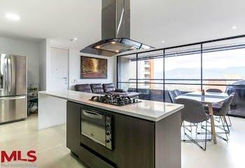 Positano, Apartamento en venta en El Esmeraldal, 138m² con Gimnasio...