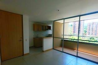 Apartamento en San Jose, Sabaneta - 67mt, tres alcobas, balcón