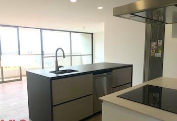 Apartamento en San Jose, Sabaneta - 126mt, tres alcobas, balcón