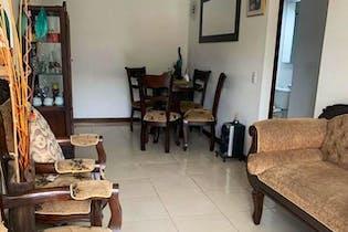 Apartamento en Entrecolinas, Itagui - 63mt, tres alcobas, balcón