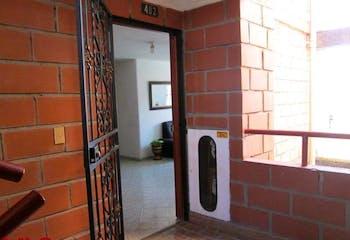 Apartamento en Itagui-Ditaires, Mirador de San Francisco, 3 habitaciones- 73m2