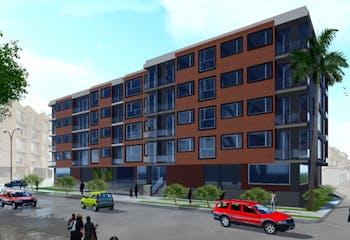 La Palma, Apartamentos nuevos en venta en Puente Largo con 3 habitaciones